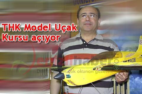Thk model ucak kursu aciyor 100717