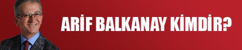 ARİF BALKANAY ANONS