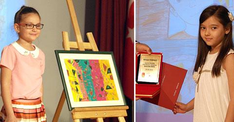 Çocuk Gözüyle DNA 2014 Resim Yarışması