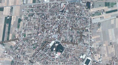 bozkurt-harita