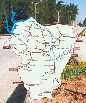 cal-haritası