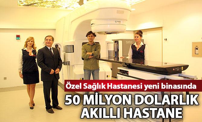 50 Milyon Dolara Akilli Hastane Denizlihaber Com Denizli