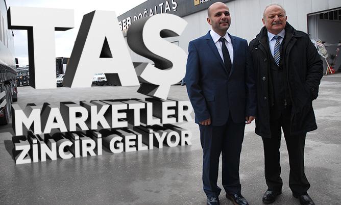 Yasin Cinkaya Holding'den taş marketler zinciri