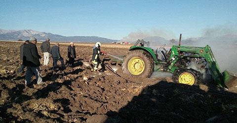 denizli-tavas-traktor-yangini-ic