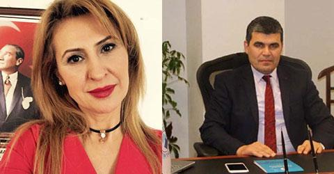 Karısı istifa eden Rektör Hüseyin Bağ, faturayı kadın personele kesti